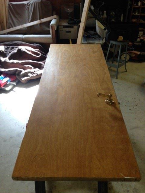 Refinishing Old Flat Panel Doors Wilker Do 39 S