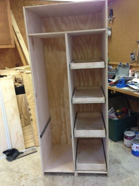 Diy Pantry Cabinet Freestanding Plans