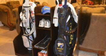 Golf Bag Organizer Feature